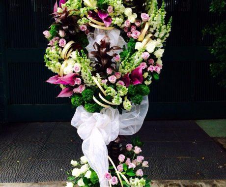 Ý Nghĩa Điển Hình Của Vòng Hoa Tang lễ